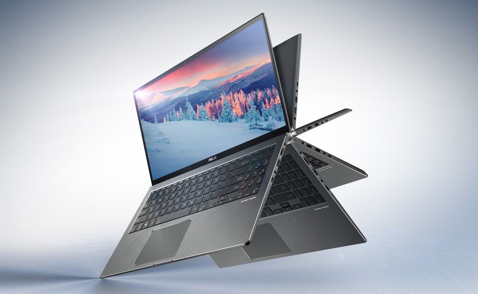 ASUS ZenBook Flip 15 UX562FD é Poderoso o Suficiente