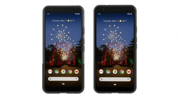 Google Pixel Oficial 3a e 3a XL Em Breve