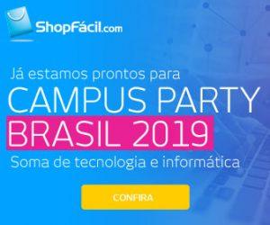 Compre seu gadget em ShopFacil.com