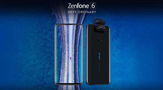 Asus ZenFone 6 é Excepcionalmente Surpreendente