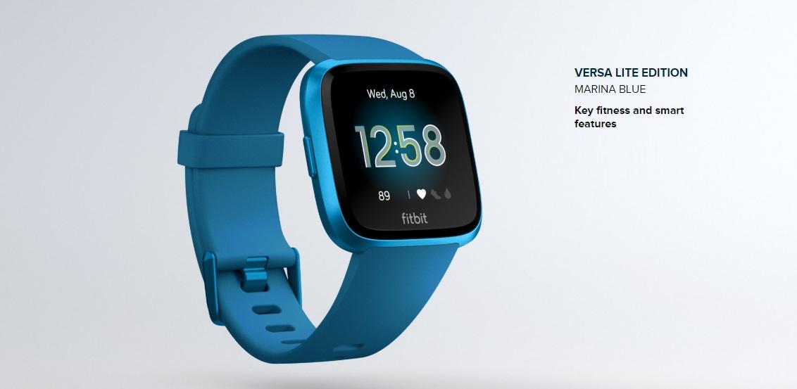 Fitbit Versa Lite Smartwatch Vem Mais Barato e ótimo