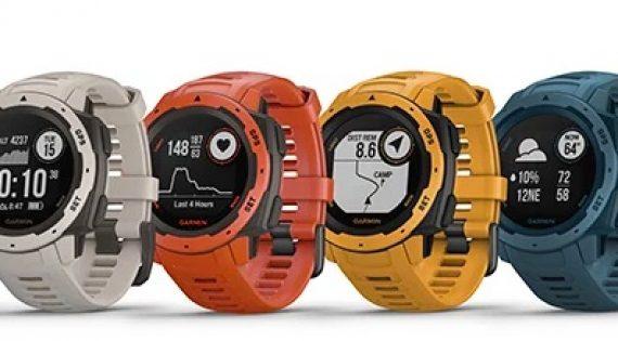 Garmin Instinct GPS Smartwatch Construído Para Ambiente Robusto