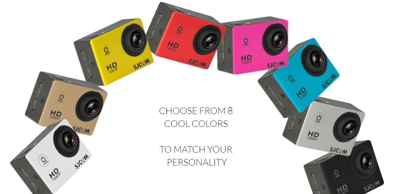 Câmeras de Ação Acessível Que Você Pode Comprar