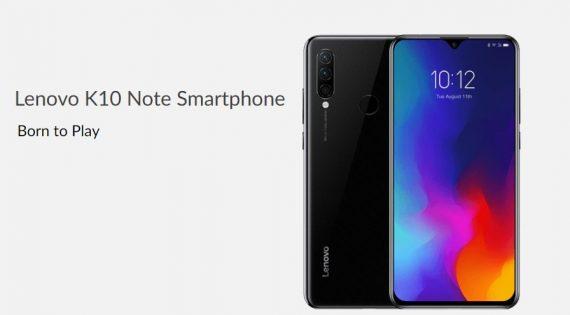 O Lenovo K10 Note é Perfeito