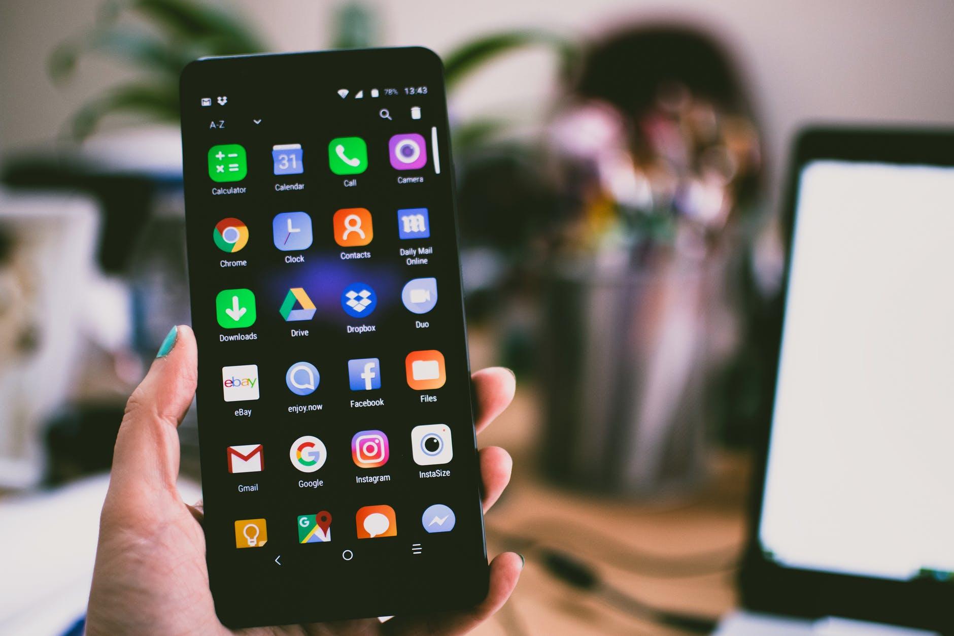 Solução Rápida Para o Seu Smartphone Pendurado