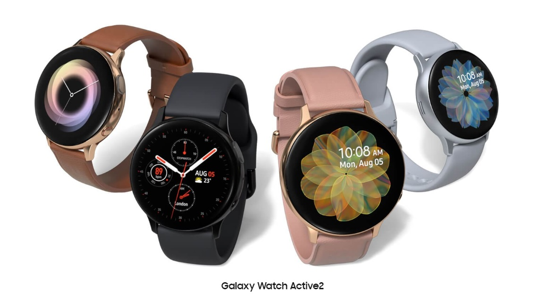 Samsung Galaxy Watch Active 2 é Maior
