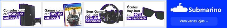 Loja on-line sem complicações em Submarino