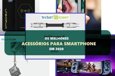 MELHORES ACESSÓRIOS PARA SMART PHONE PARA 2020